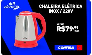 Chaleira Elétrica